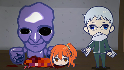 Ao Oni The Animation Anime First Impression Review The Last