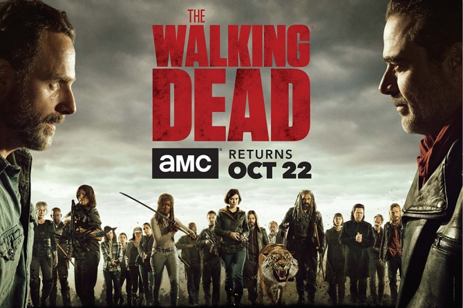 What's on the Horizon for The Walking Dead