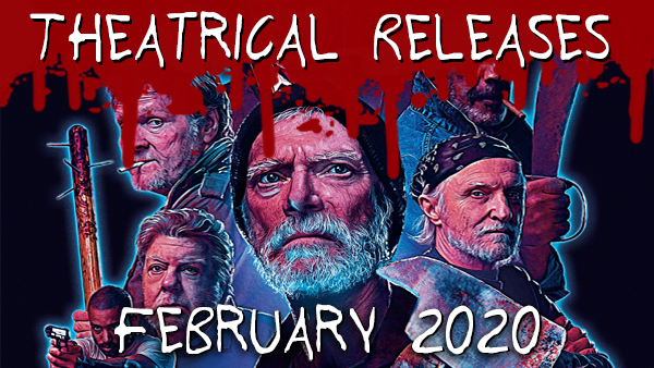 New Theatrical Releases: February 2020