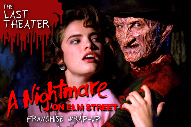 A Nightmare on Elm Street Franchise Wrap-Up – Podcast Episode 51